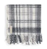 Demdaco Blanket Gray Cuddle