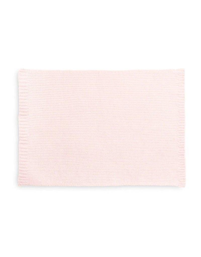Demdaco Luxurious Baby Blanket Pink