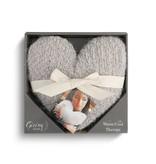 Demdaco Giving Heart Gray (Warming)