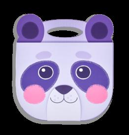 Ooly Animal Carry Along Sketchbook Panda
