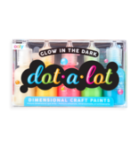 Ooly Dot-A-Lot Dimensional Craft Paint Glow in the Dark
