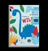Doodle Pad Duo Sketchbook Dino Days