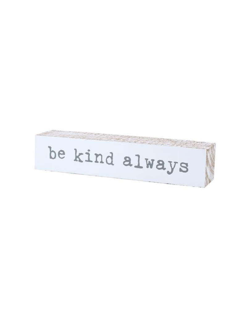Shelf Sitter Be Kind