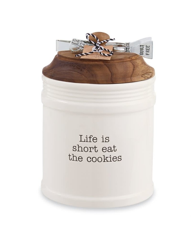 Circa Cookie Jar Set