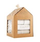 Mud Pie Towel Set Happy Place