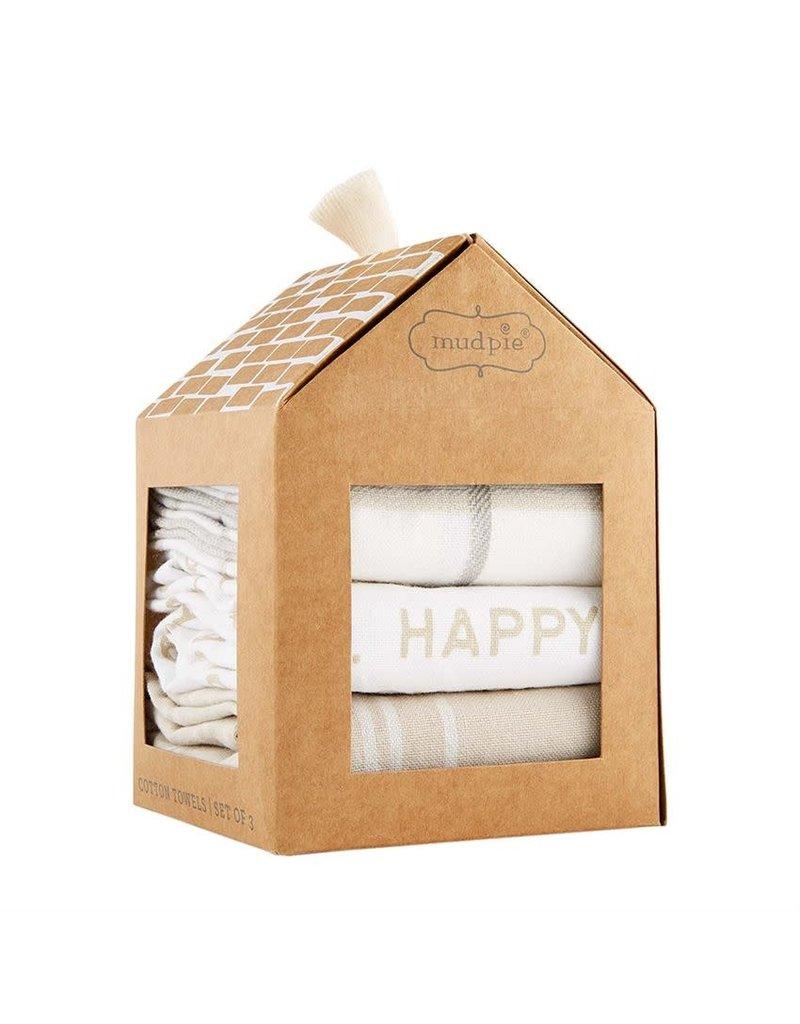 Towel Set Happy Place