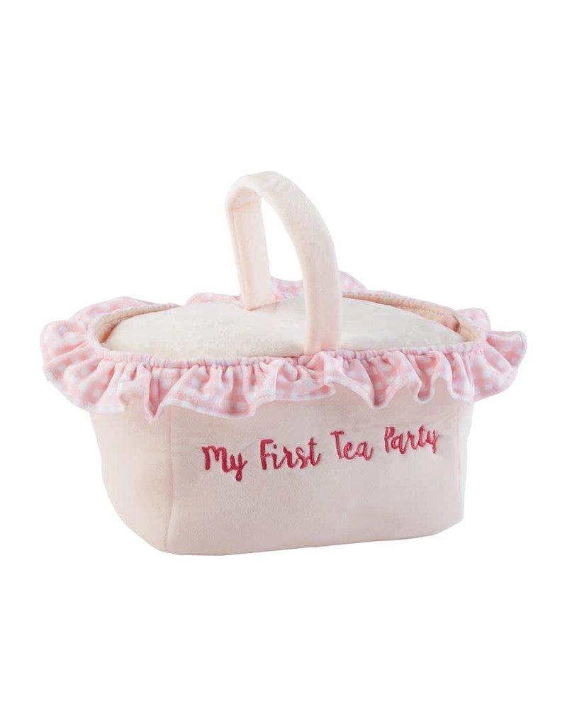 Plush Set My First Tea Party