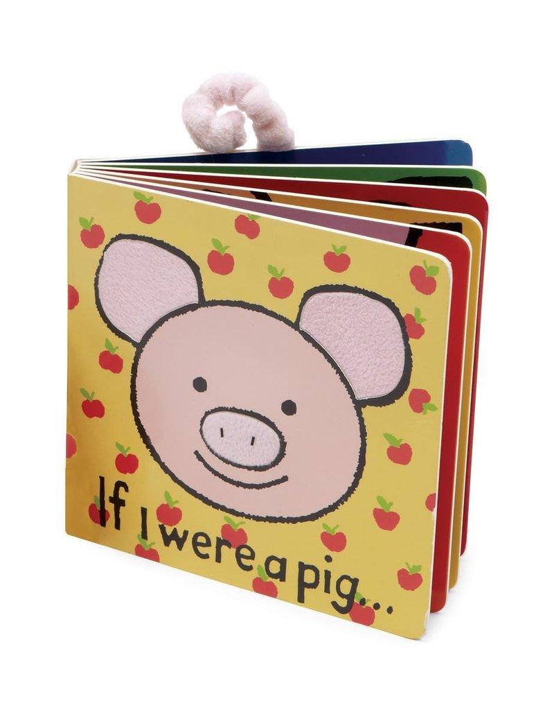 Jellycat Book- If I Were a Pig