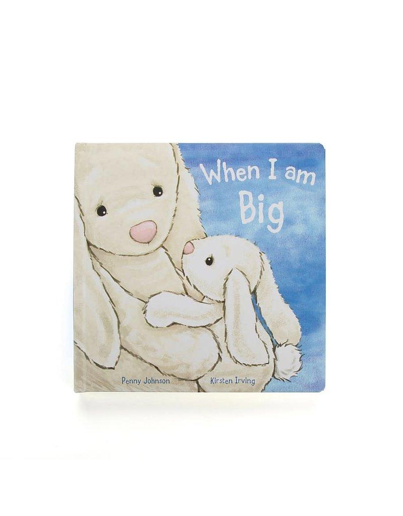 Jellycat Book- When I am Big