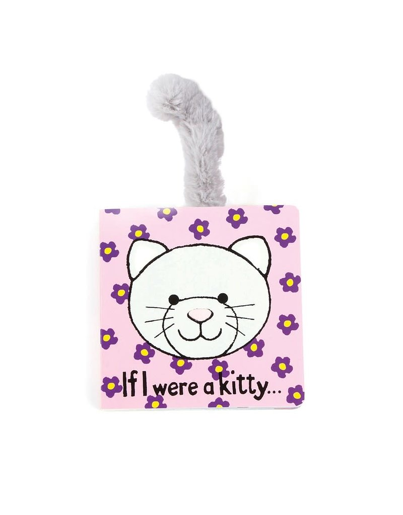 Jellycat Book- If I Were a Kitty