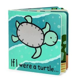 Jellycat Book- If I Were a Turtle