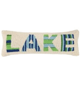 Peking Handicrafts Lake Hook Pillow