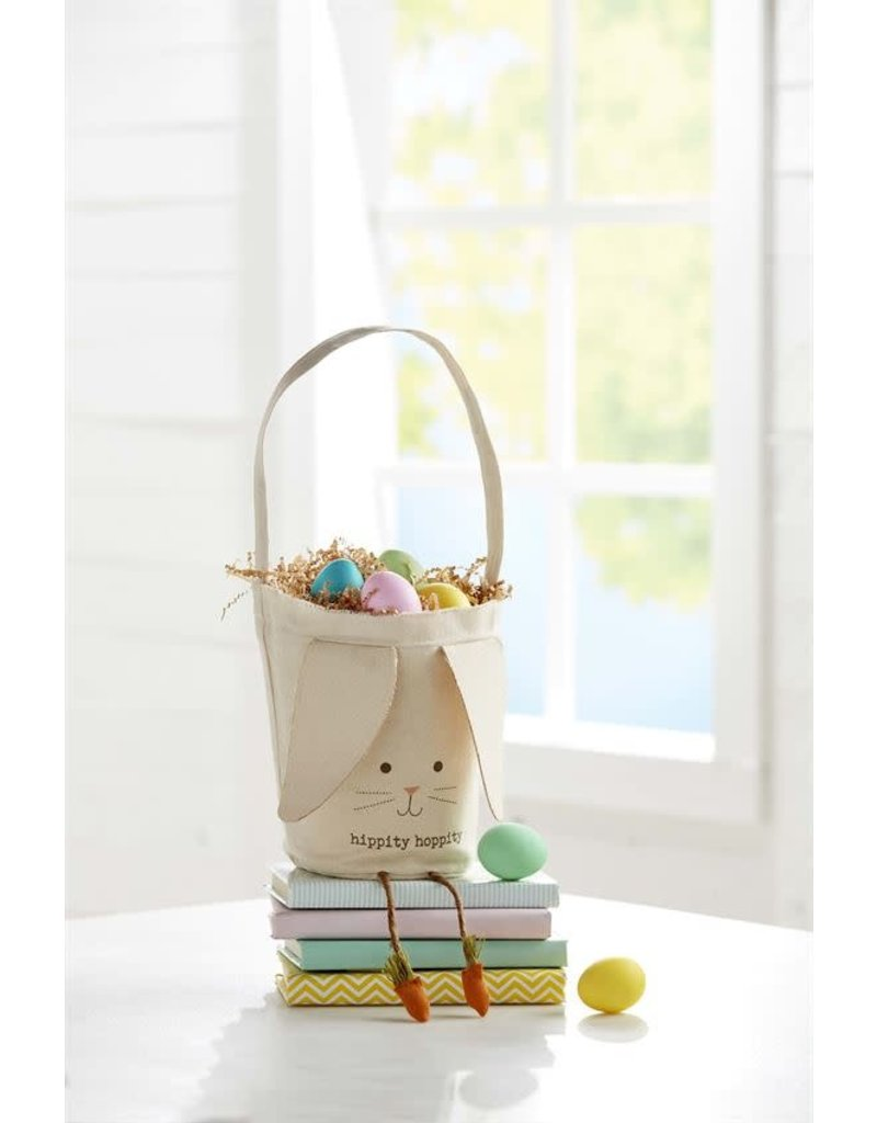 Mud Pie Easter Bunny Candy Bag