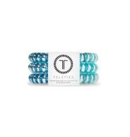 Teleties Teleties Small Blue Sapphire