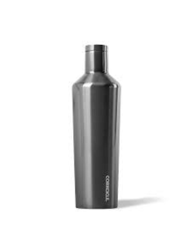 Corkcicle Corkcicle Canteen- 25oz Gunmetal
