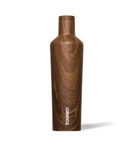 Corkcicle Canteen- 25oz Specialty Walnut Wood