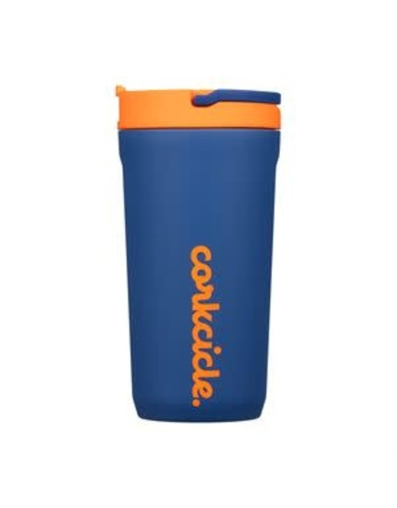 Corkcicle Kids Corkcicle Cup- 12oz Electrical Navy