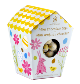*Saxon Mini Chocolate Egg House