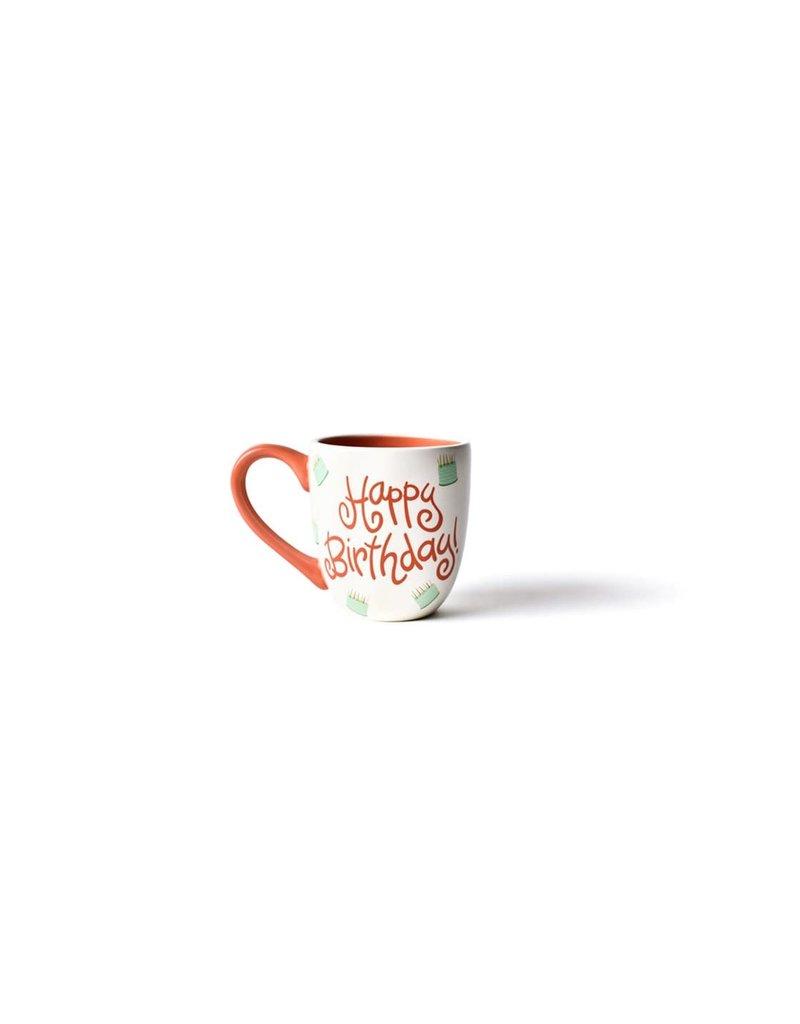 Mug Happy Birthday White