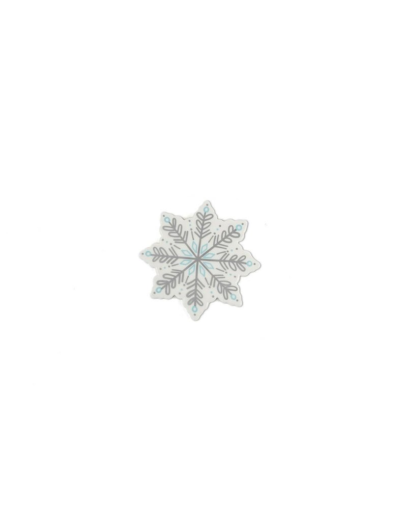 Happy Everything Mini Attachment Snowflake