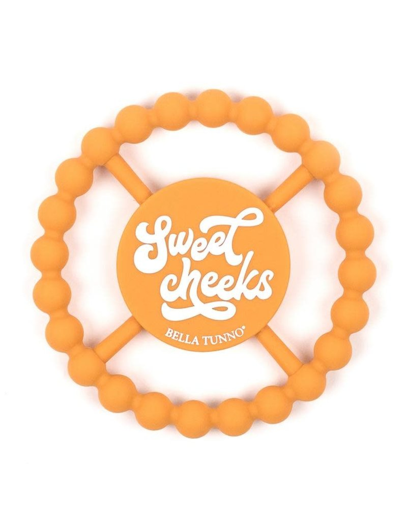 Silicone Teether Sweet Cheeks