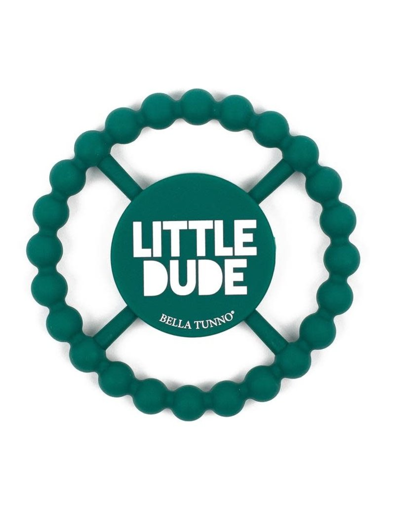 Silicone Teether Little Dude