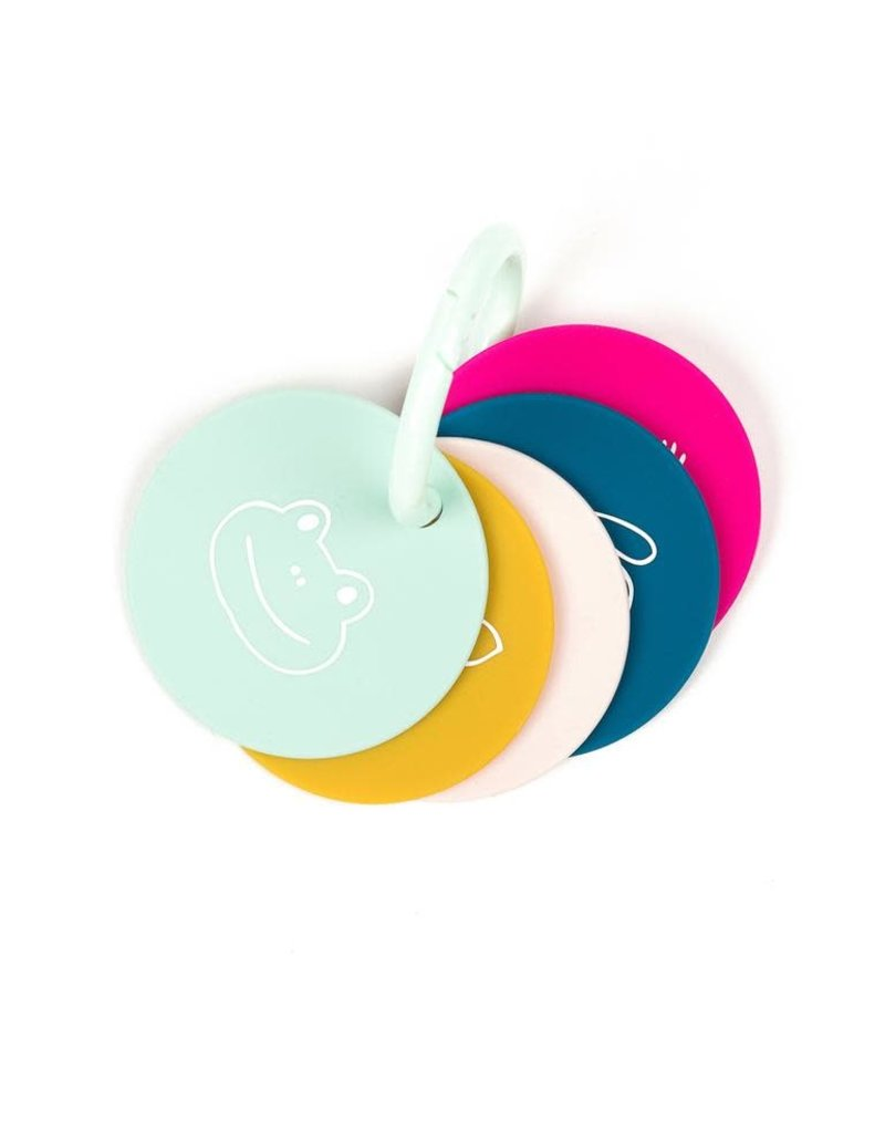 Teething Flashcards Party Animals
