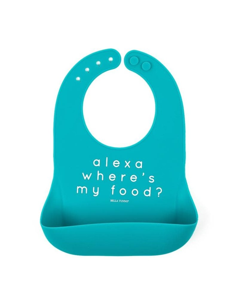 Wonder Bib Alexa