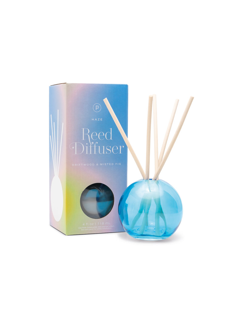 Paddywax Realm Bubble Diffuser Blue- Haze