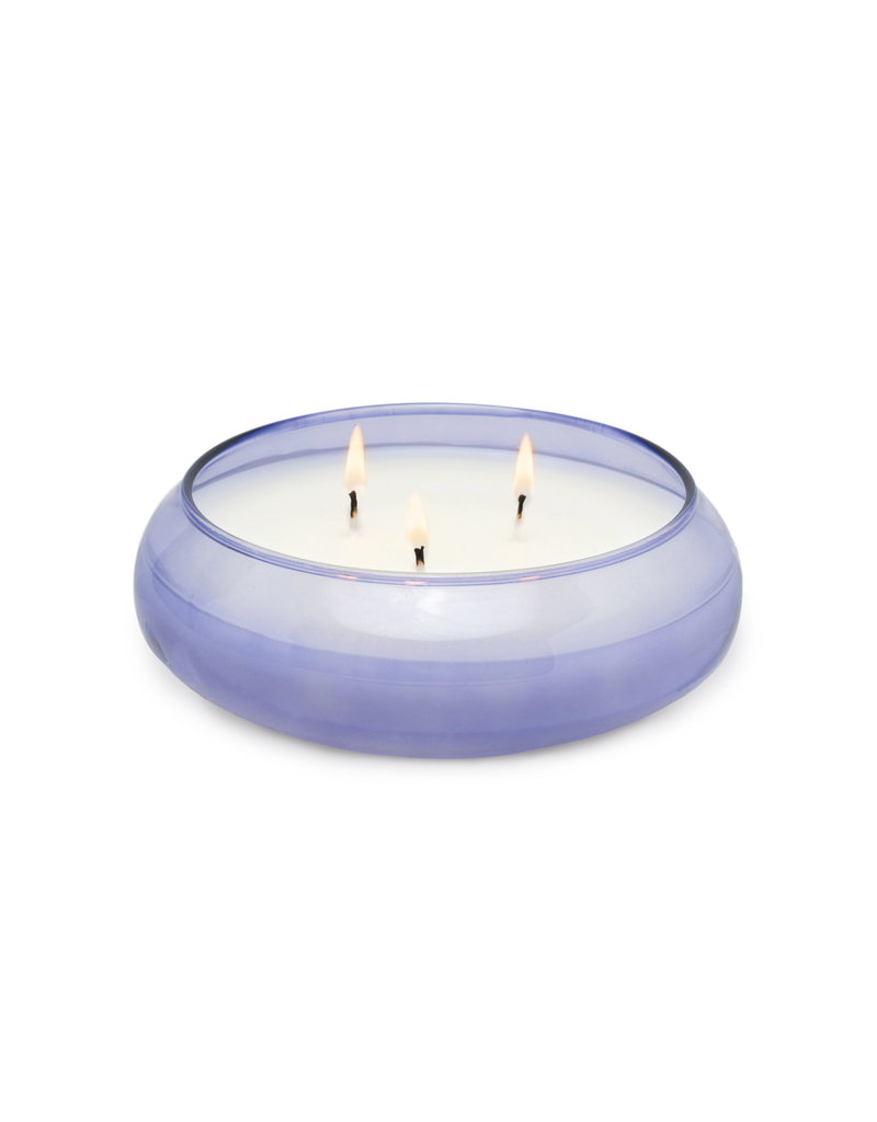 Paddywax Realm 13.5oz Bowl Candle Purple- Wisteria