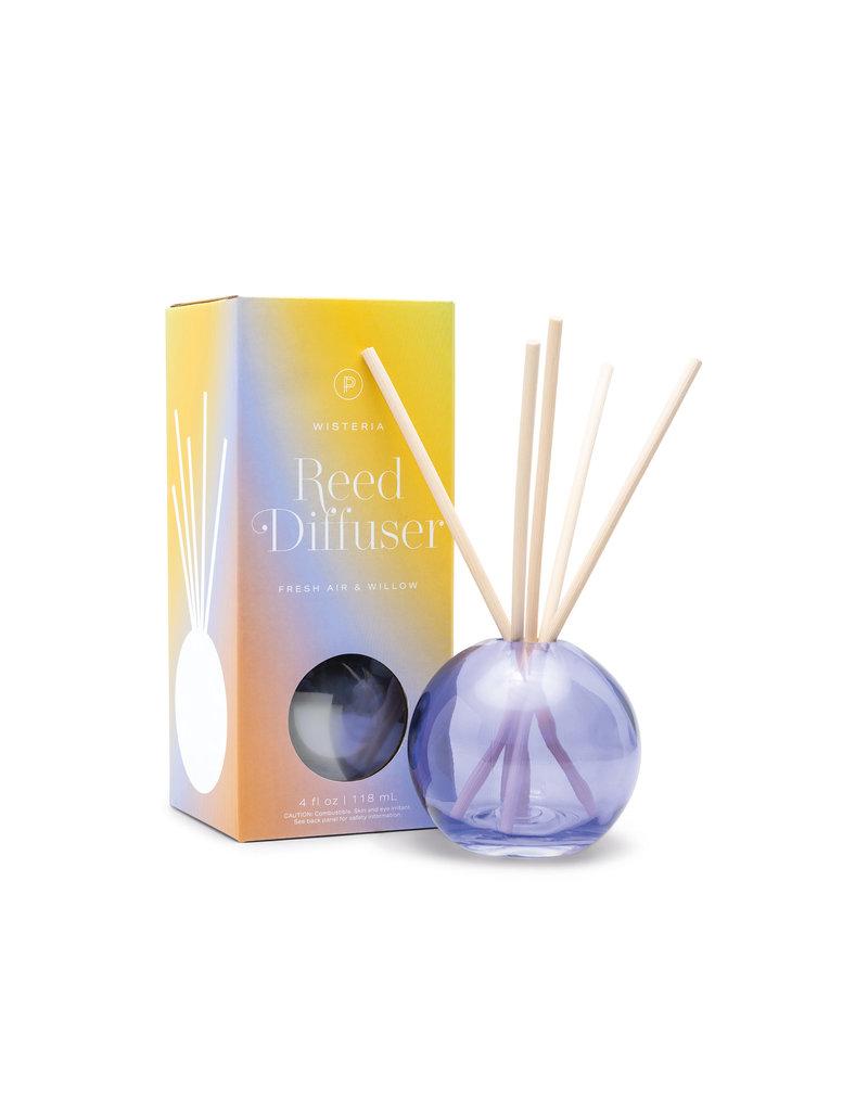Paddywax Realm Bubble Diffuser Purple- Wisteria