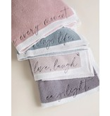 Barefoot Dreams Barefoot Dreams Cozychic Inspiration Blanket Dove Gray