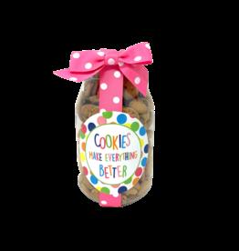 Oh Sugar 10oz Cookie Jar Cookies Make Everything Better