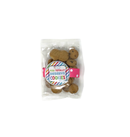 Oh Sugar 2oz Cookie Cello Bag You Totally Deserve Cookies