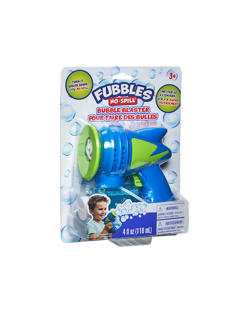 Fubbles No-Spill Bubble Blaster