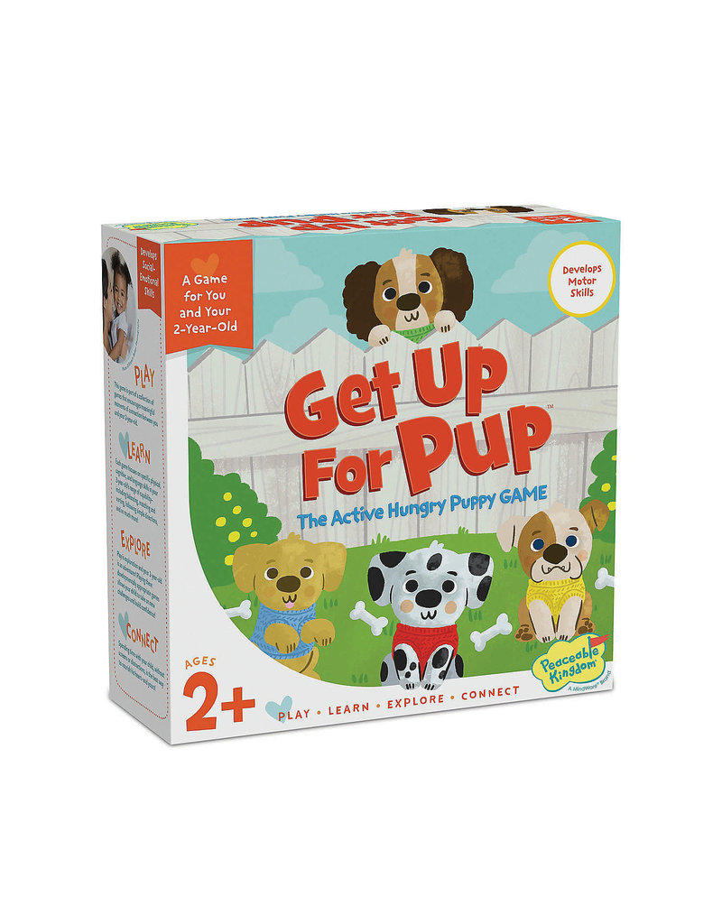 Game Get Up For Pup