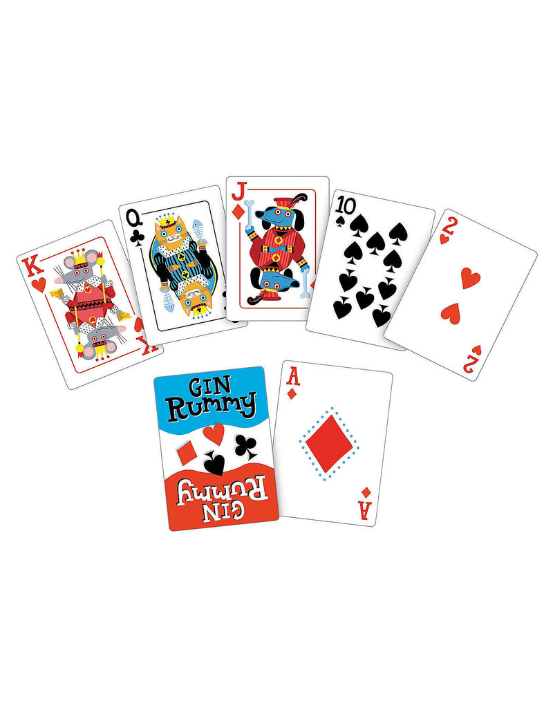 Card Game Gin Rummy