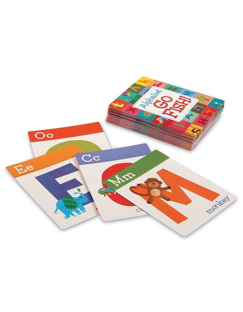 Game- Alphabet Go Fish
