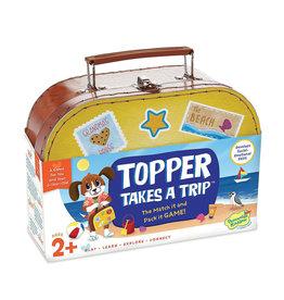 Game Topper Takes  A Trip Game