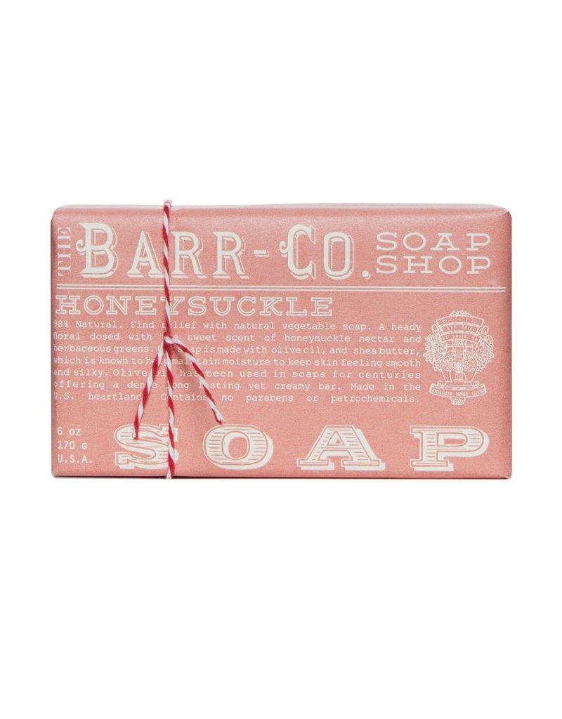 Barr-Co. Barr-Co. Paper Wrap Bar Soap 6oz Honeysuckle