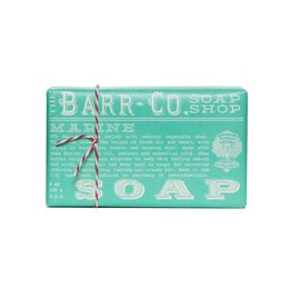 Barr-Co. Barr-Co. Paper Wrap Bar Soap 6oz Marine