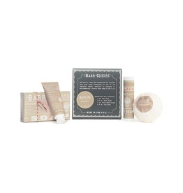 Barr-Co. Barr-Co. 4pc. Essentials Kit Coconut