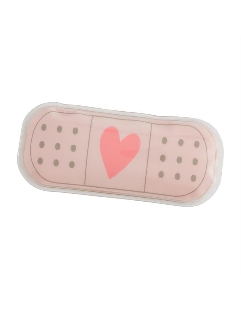 Mud Pie Band Aid Ouch Pouch Pink