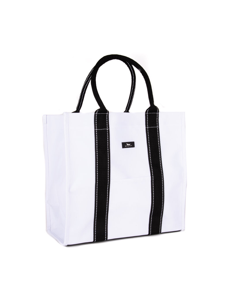 Scout Totes-Ma-Goat White