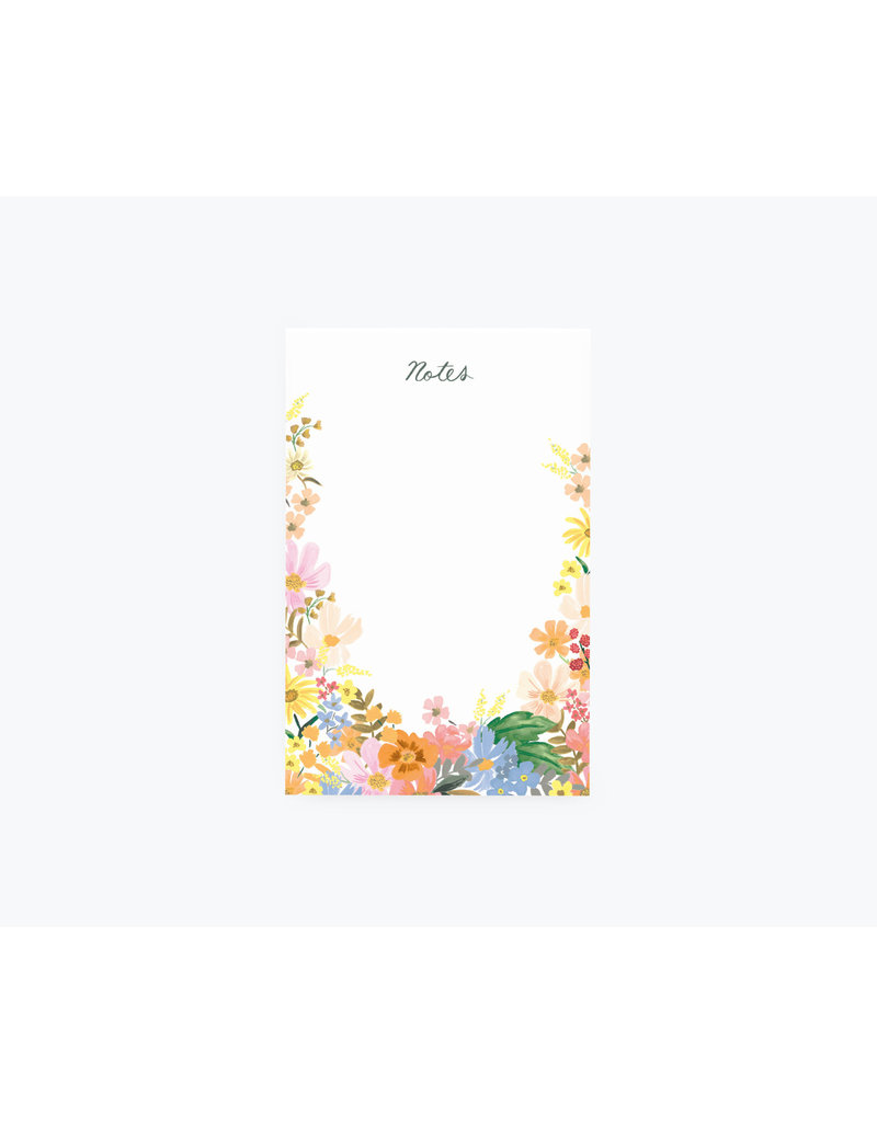 Rifle Paper Co Rifle Notepad Marguerite