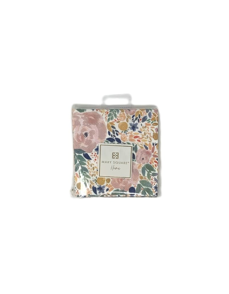 Mary Square Enchanted Garden Napkins Cocktail