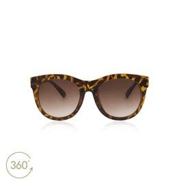 Katie Loxton Katie Loxton Sunglasses-Vienna Tortoise