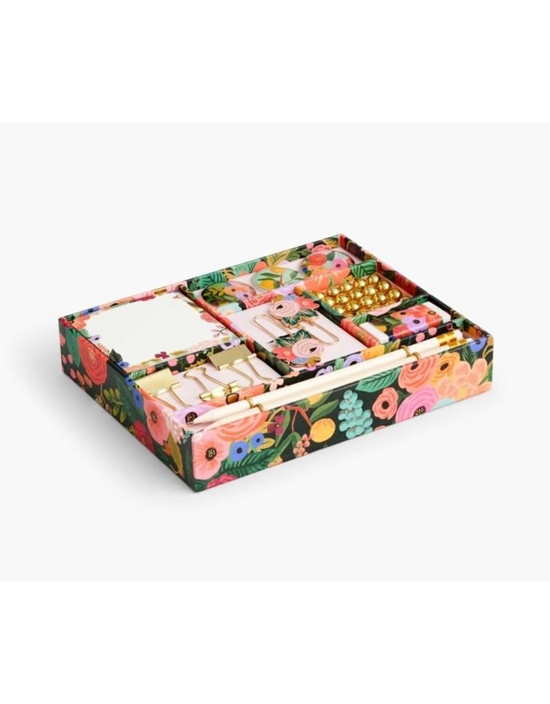 Rifle Paper Co Rifle Tackle Box Garden Party