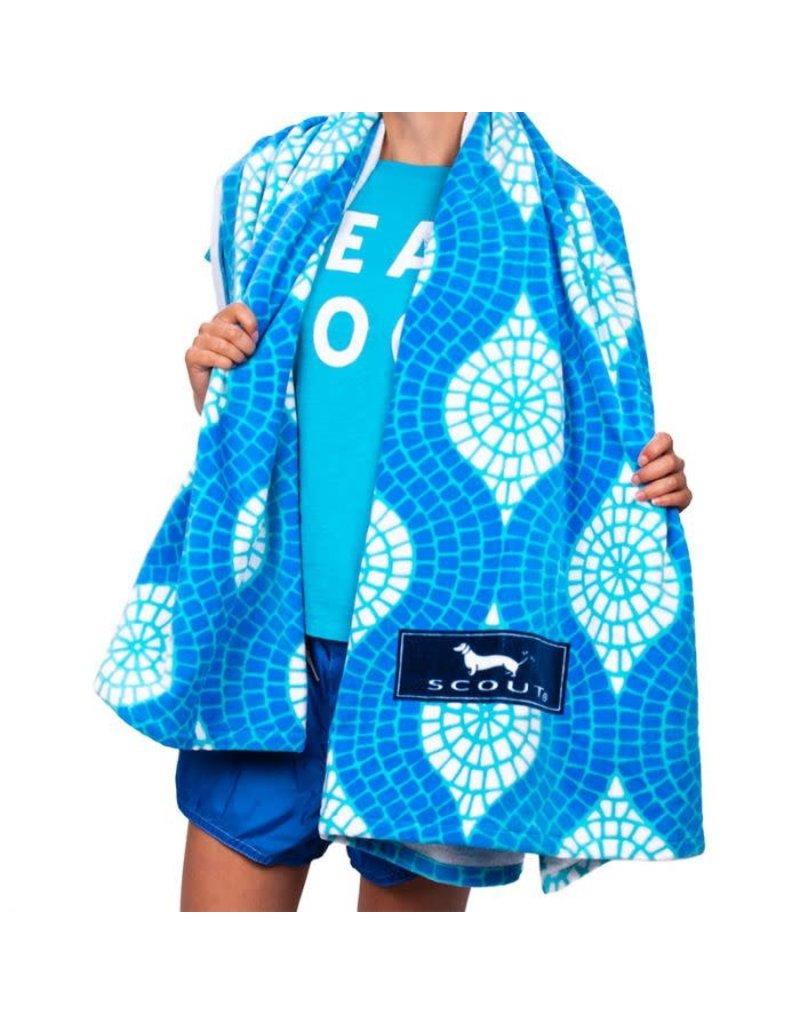 Scout Scout Beach Towel Mosaic Aint So