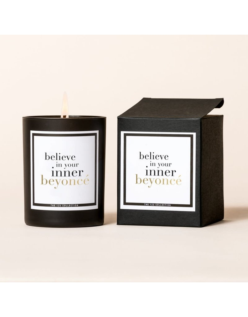 The 125 Collection Boxed Candle- Inner Beyonce